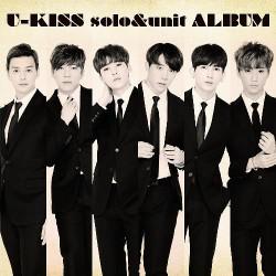 U-Kiss - U-KISS solo&unit ALBUM - CD