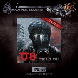 U8 - Touch of Fire - CD