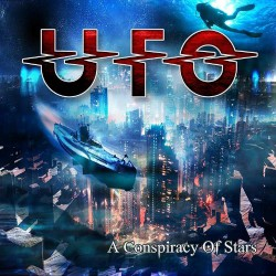 UFO - A Conspiracy Of Stars - CD
