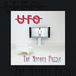 UFO - The Monkey Puzzle - Double LP Gatefold + CD