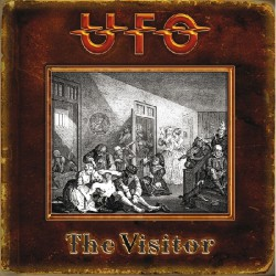 UFO - The Visitor LTD Edition - CD DIGIPAK