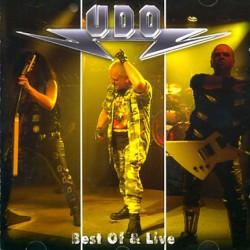 U.D.O - Best Of & Live - CD