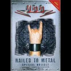 U.D.O - Nailed To Metal - DVD
