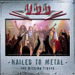 U.D.O - Nailed To Metal (live) - CD
