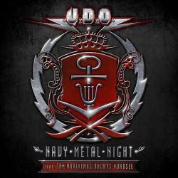 U.D.O - Navy Metal Night - 2CD + BLU-RAY
