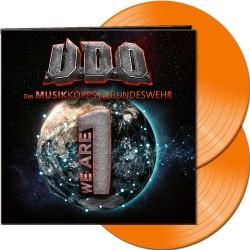 U.D.O - We Are One - DOUBLE LP GATEFOLD COLOURED