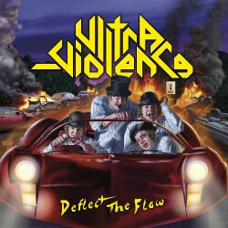 Ultra-Violence - Deflect The Flow - CD DIGIPAK