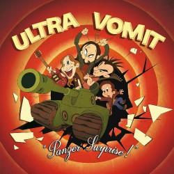 Ultra Vomit - Panzer Surprise! - CD