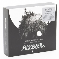 Ulver - Trolsk Sortmetall 1993-1997 - 4CD BOX