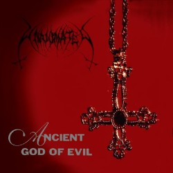 Unanimated - Ancient God of Evil - LP Gatefold