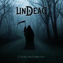 Undead - False Prophecies - CD SLIPCASE