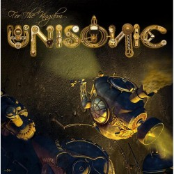 Unisonic - For The Kingdom - CD EP DIGIPAK