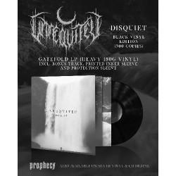 Unreqvited - Disquiet - LP Gatefold