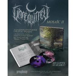Unreqvited - Mosaic II - 2CD DIGIBOOK