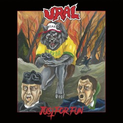 Ural - Just For Fun - CD DIGIPAK