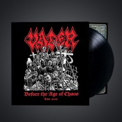 Vader - Before The Age Of Chaos: Live 2015 - LP Gatefold