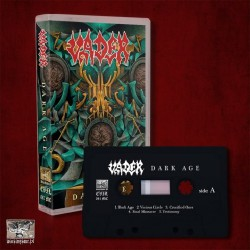 Vader - Dark Age - CASSETTE COLOURED