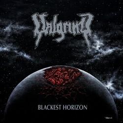 Valgrind - Blackest Horizon - CD
