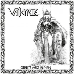 Valkyrie - Complete Works 1985-1990 - DOUBLE CD