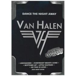Van Halen - Dance The Night - Live In Concert - DVD