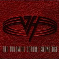 Van Halen - For Unlawful Carnal Knowledge - CD