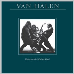 Van Halen - Women And Children First - CD