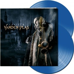 Vanden Plas - Christ 0 - DOUBLE LP GATEFOLD COLOURED