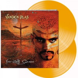 Vanden Plas - Far Off Grace - DOUBLE LP GATEFOLD COLOURED