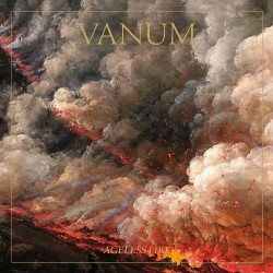 Vanum - Ageless Fire - CD DIGIPAK