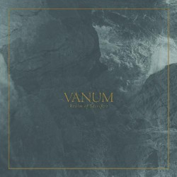 Vanum - Realm Of Sacrifice - CD DIGIPAK