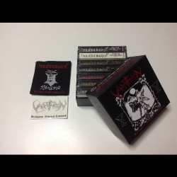 Varathron - Archegonic Abysmal Dominion - 7 TAPES BOXSET