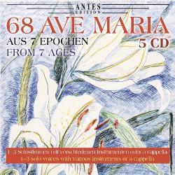 Various Artists - 68 Ave Maria – Aus 7 Epochen - 5CD BOX