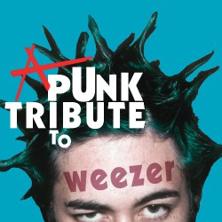 Various Artists - A Punk Tribute To Weezer - LP COLOURED