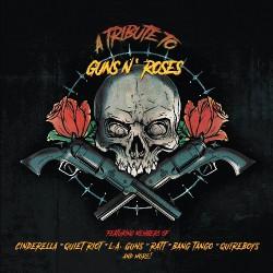 Various Artists - A Tribute To Guns N' Roses - CD DIGIPAK