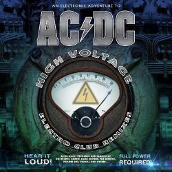 Various Artists - An Electronic Adventure to AC/DC - CD DIGIPAK