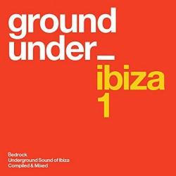 Various Artists - Bedrock_Underground Sound Of Ibiza 1 - 2CD DIGIPAK