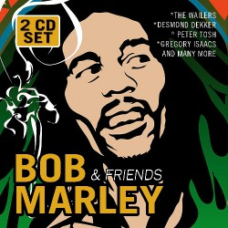 Various Artists - Bob Marley & Friends - DOUBLE CD
