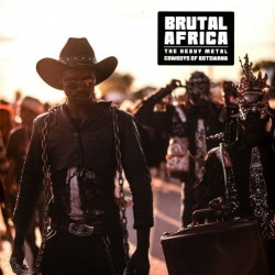 Various Artists - Brutal Africa - The Heavy Metal Cowboys - CD