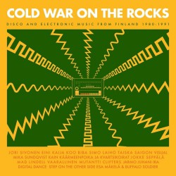 Various Artists - Cold War On The Rocks - Disco And Electronic - CD DIGIPAK