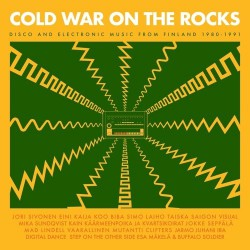 Various Artists - Cold War On The Rocks - Disco And Electronic - LP Gatefold