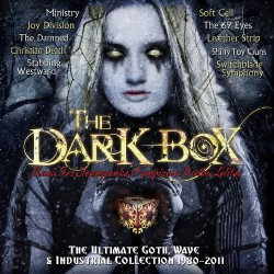 Various Artists - Dark Box - The Ultmate Goth, Wave & Industrial Collection 1980-2011 - 4CD