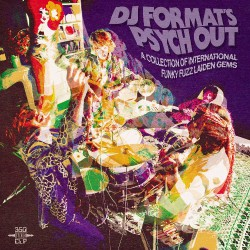 Various Artists - Dj Format's Psych Out - CD DIGISLEEVE
