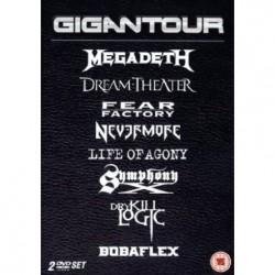 Various Artists - Gigantour - DOUBLE DVD