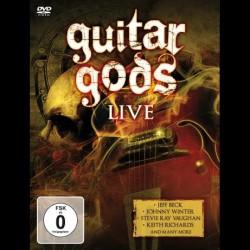 Various Artists - Guitar Gods Live - DVD