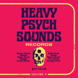 Various Artists - Heavy Psych Sounds Records - Volume V - CD DIGIPAK