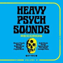 Various Artists - Heavy Psych Sounds Records - Volume VI - CD DIGIPAK