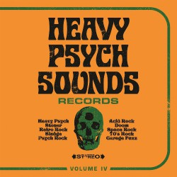 Various Artists - Heavy Psych Sounds Records - Volume IV - CD DIGIFILE
