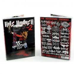 Various Artists - Hells Headbash - Part 2 - DOUBLE DVD