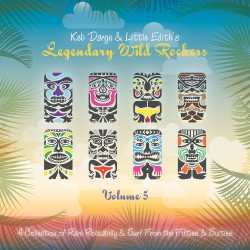 Various Artists - Keb Darge And Little Edith's Legendary Wild Rockers 5 - CD DIGISLEEVE
