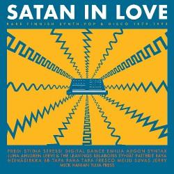 Various Artists - Satan In Love – Rare Finnish Synth-Pop & Disco - CD DIGIPAK